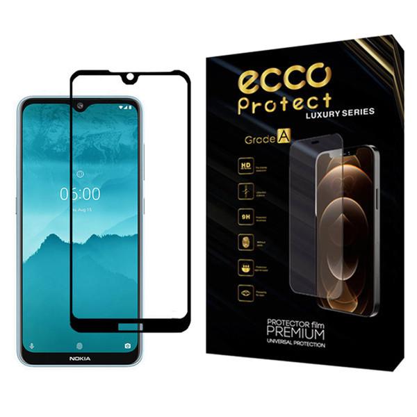 محافظ صفحه نمایش فول اکو پروتکت مدل Full مناسب برای گوشی موبایل نوکیا 6.2