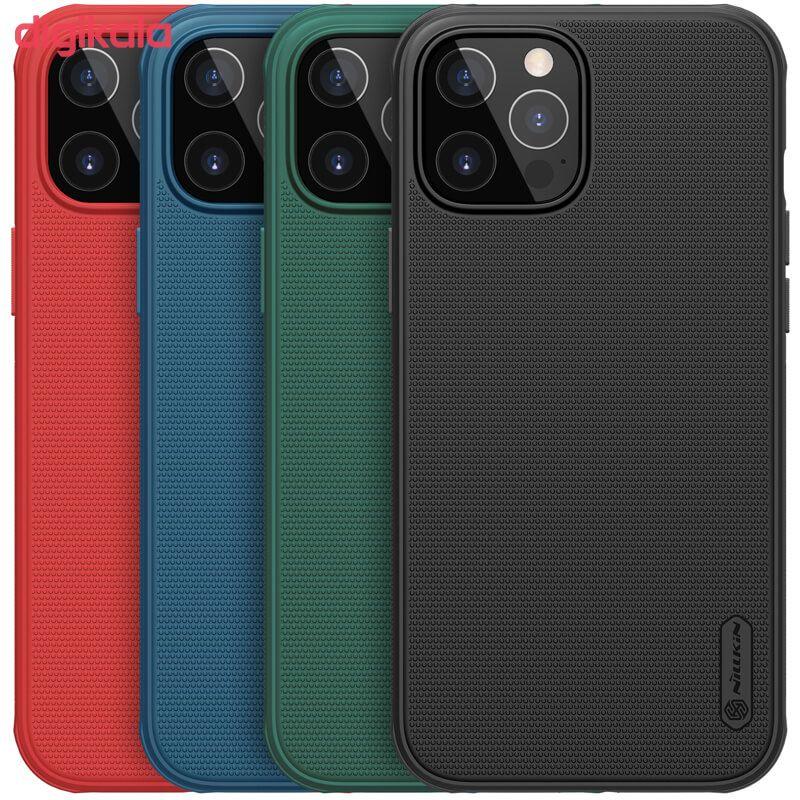 کاور نیلکین مدل  Frosted Shield Pro مناسب برای گوشی موبایل اپل Iphone 12 main 1 12