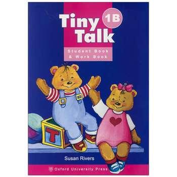 کتاب Tiny Talk 1B اثر Susan Rivers انتشارات OXFORD