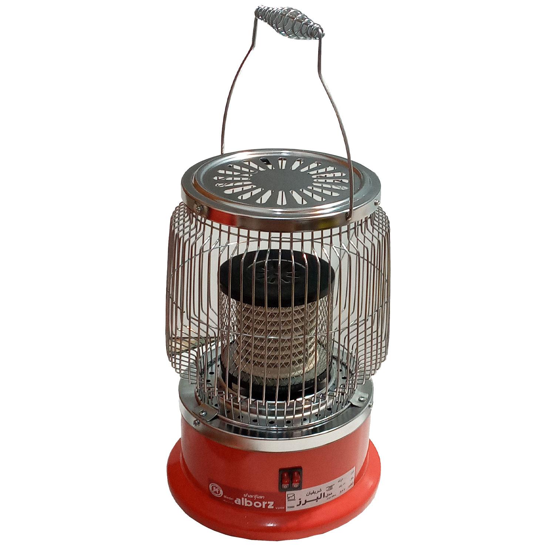 بخاری برقی البرز مدل LL  22000