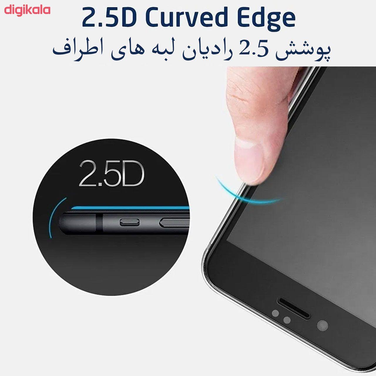 محافظ صفحه نمایش مدل FCG مناسب برای گوشی موبایل اپل iPhone 7 Plus main 1 8