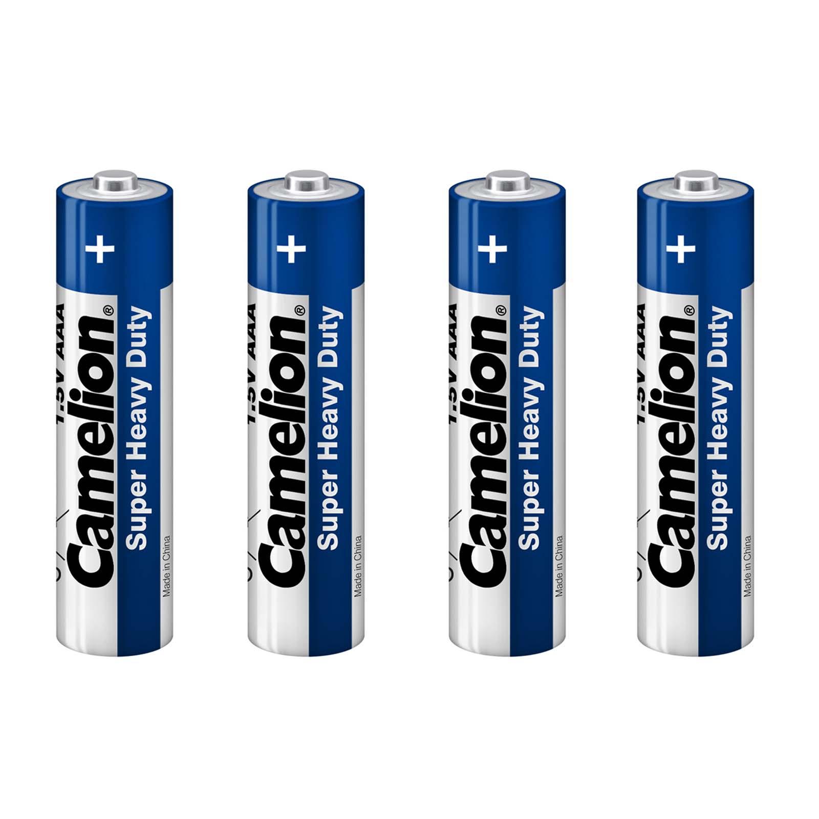 باتری نیم قلمی کملیون مدل K100 بسته 4 عددی