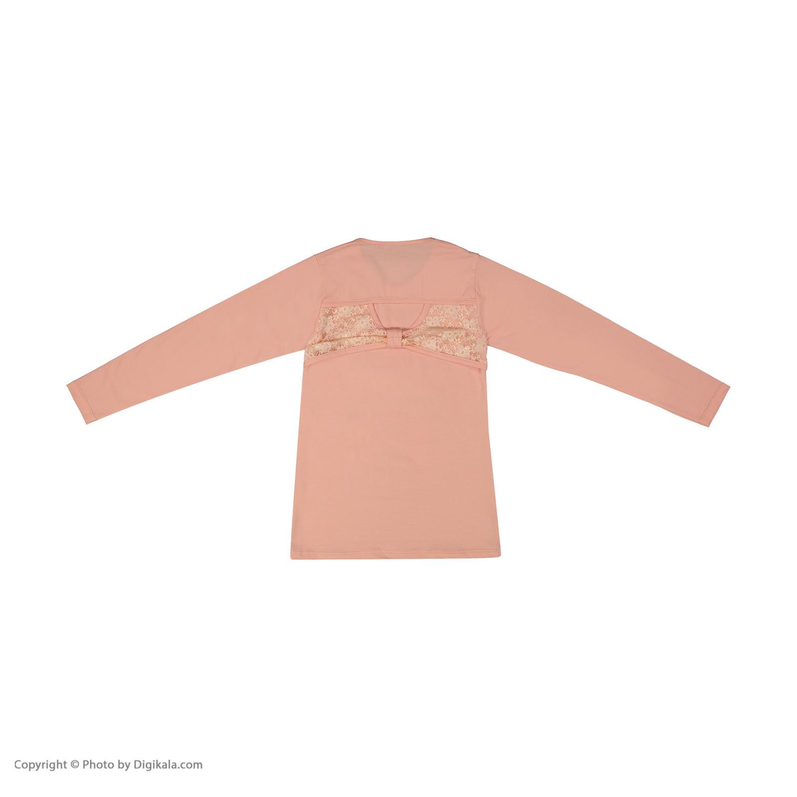 تی شرت دخترانه سون پون مدل 1391353-84 -  - 4