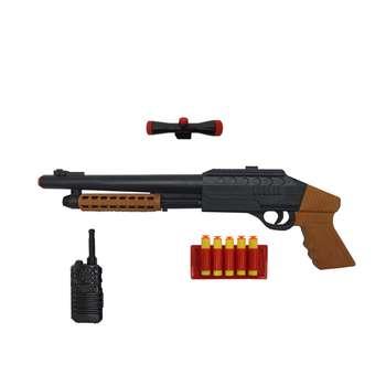 تفنگ بازی گلدن گان مدل naabsell-p200 مجموعه 4 عددی