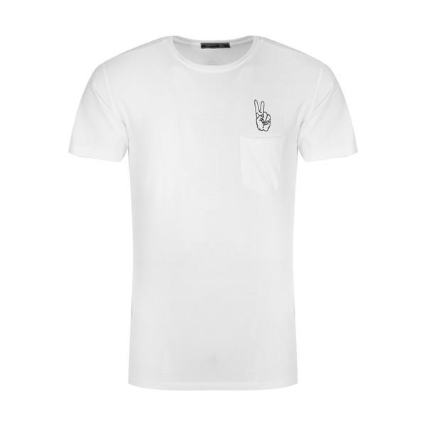 تی شرت مردانه زانتوس مدل 98420-01