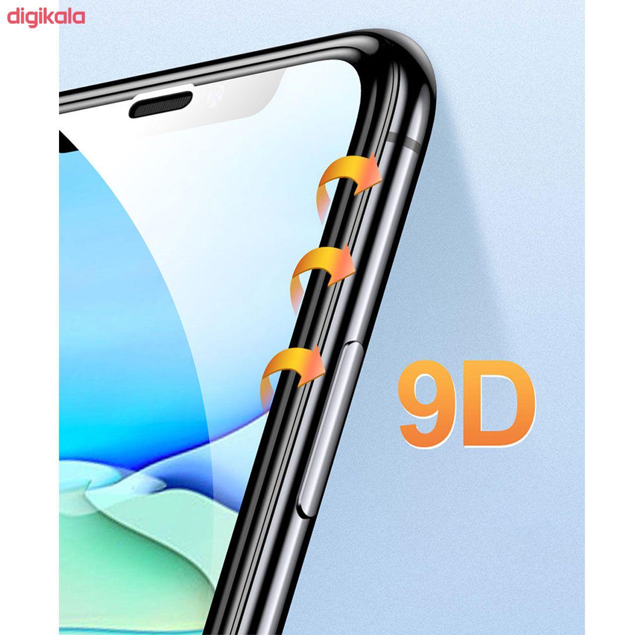 محافظ صفحه نمایش مدل FCG مناسب برای گوشی موبایل اپل iPhone 12 Pro Max بسته دو عددی main 1 6