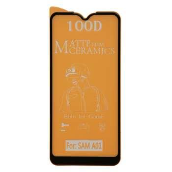 محافظ صفحه نمایش مات مدل CR مناسب برای گوشی موبایل سامسونگ Galaxy A01