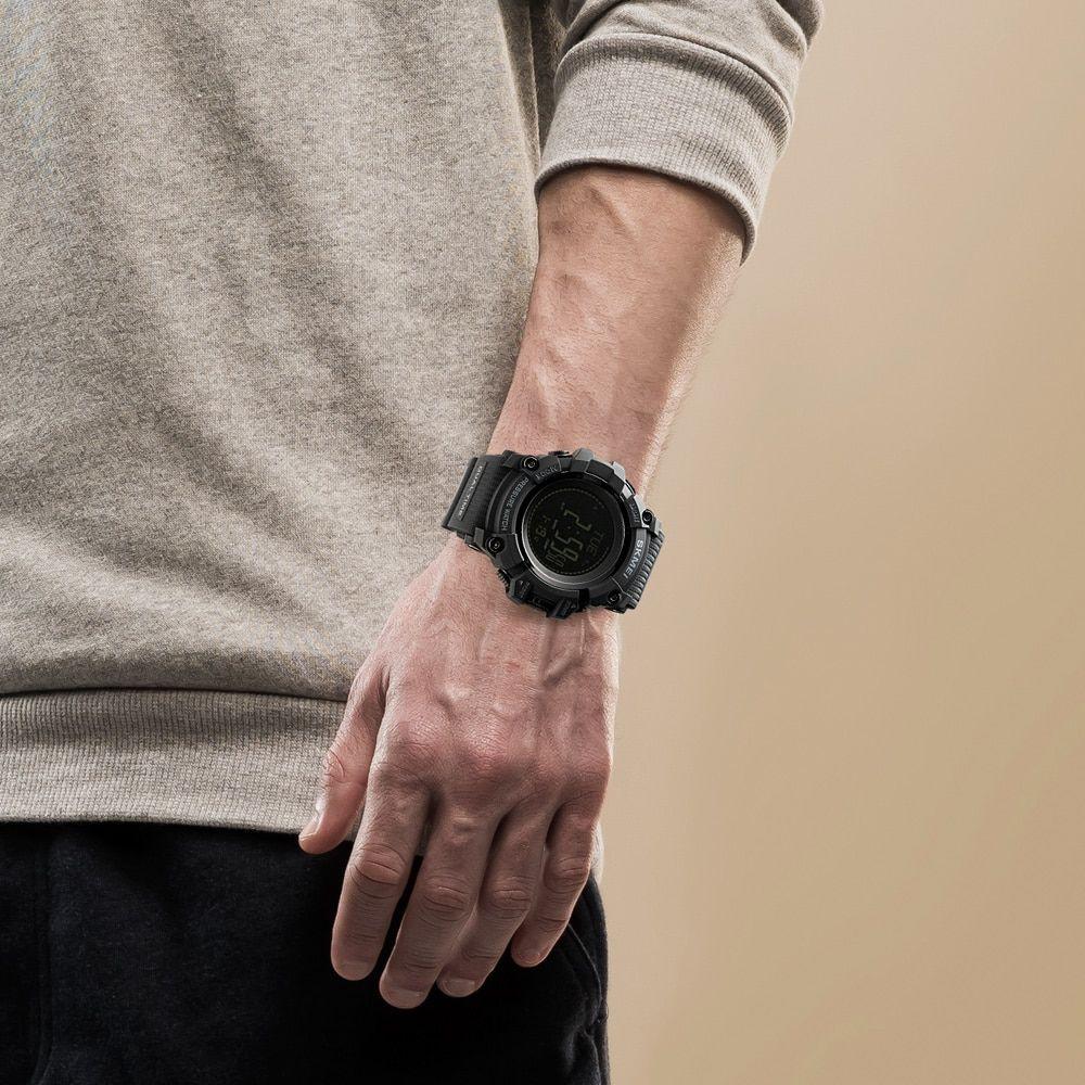 ساعت مچی دیجیتال مردانه اسکمی مدل 1358G-NP -  - 9