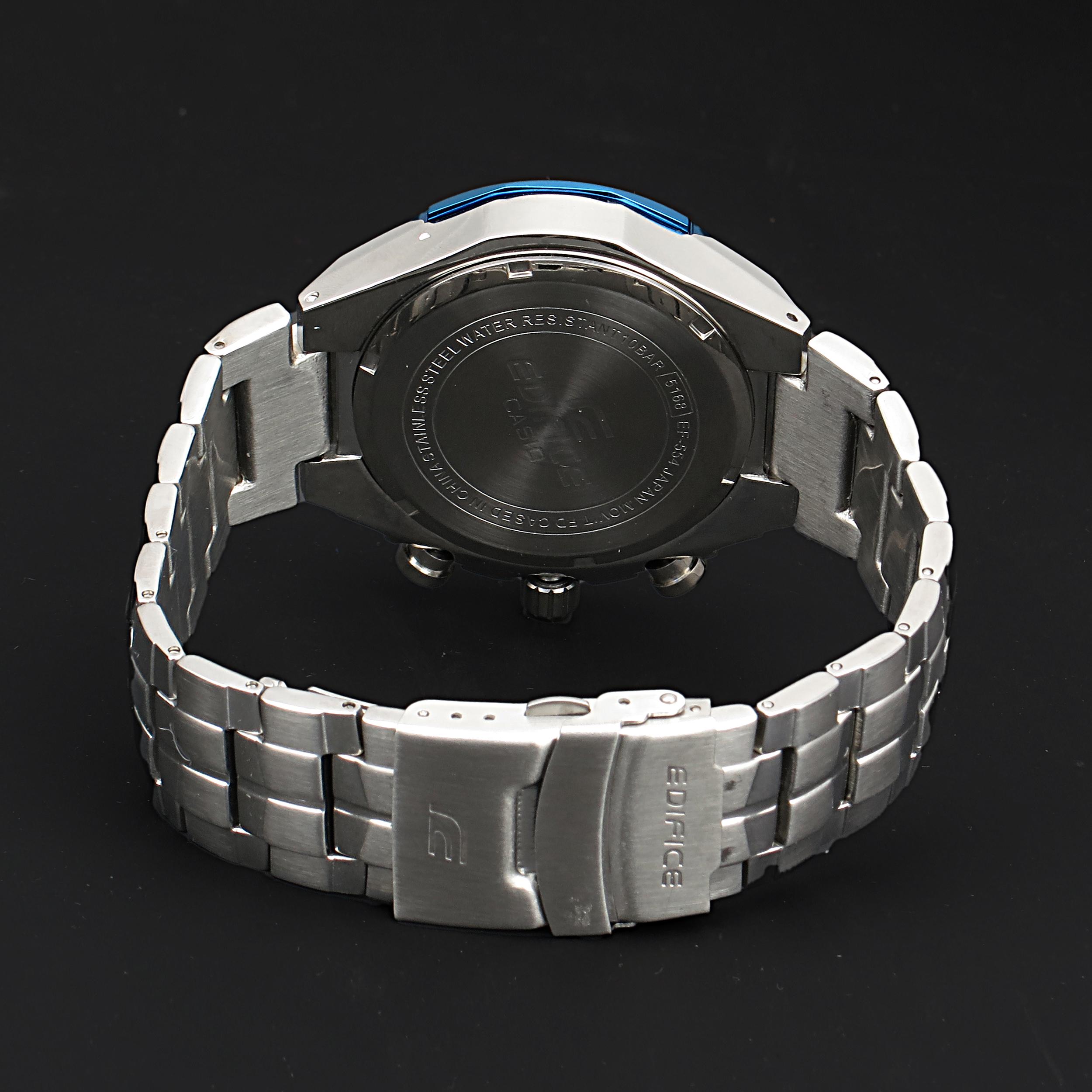 ساعت مچی عقربهای مردانه کاسیو مدل EF554