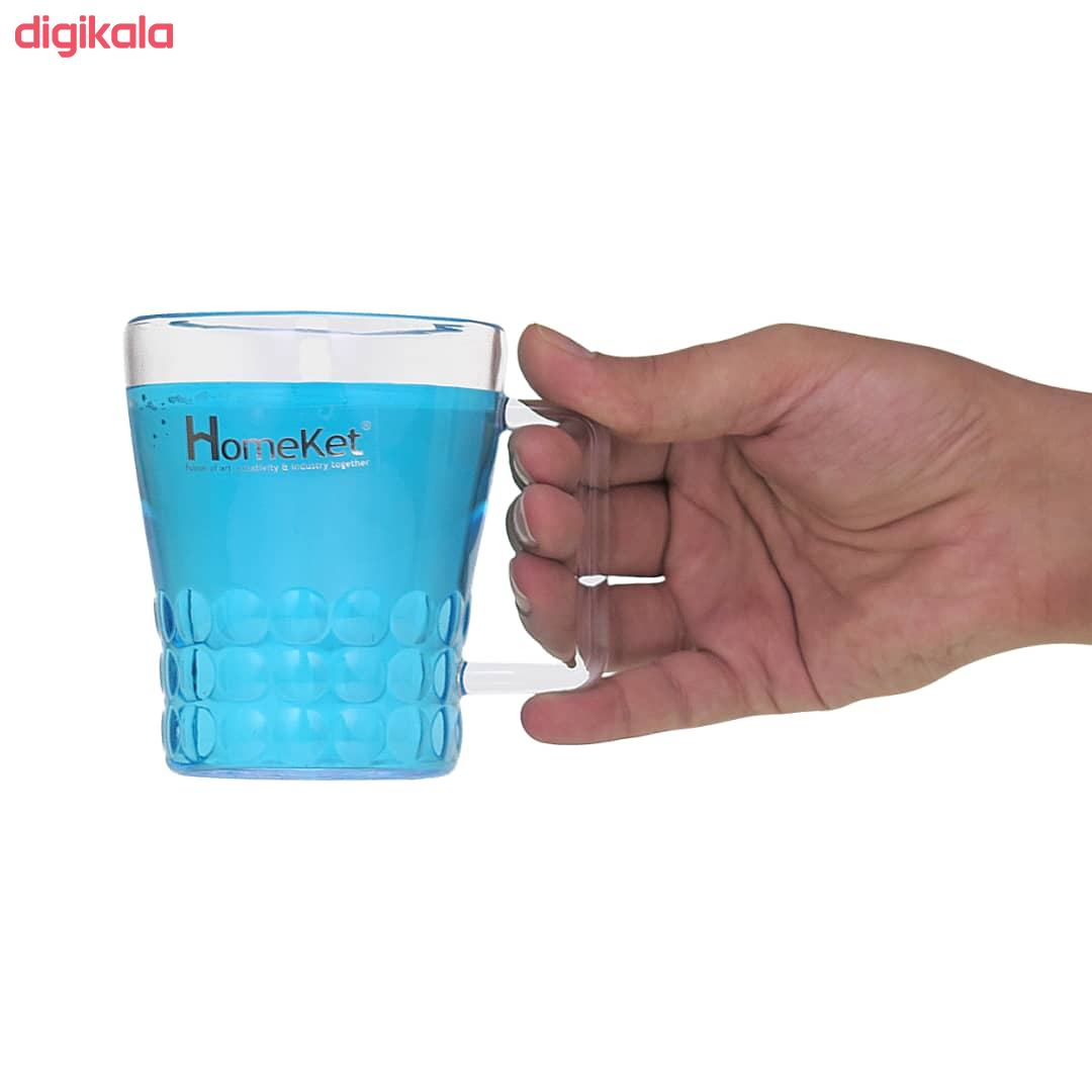 لیوان هوم کت مدل مایا  main 1 1