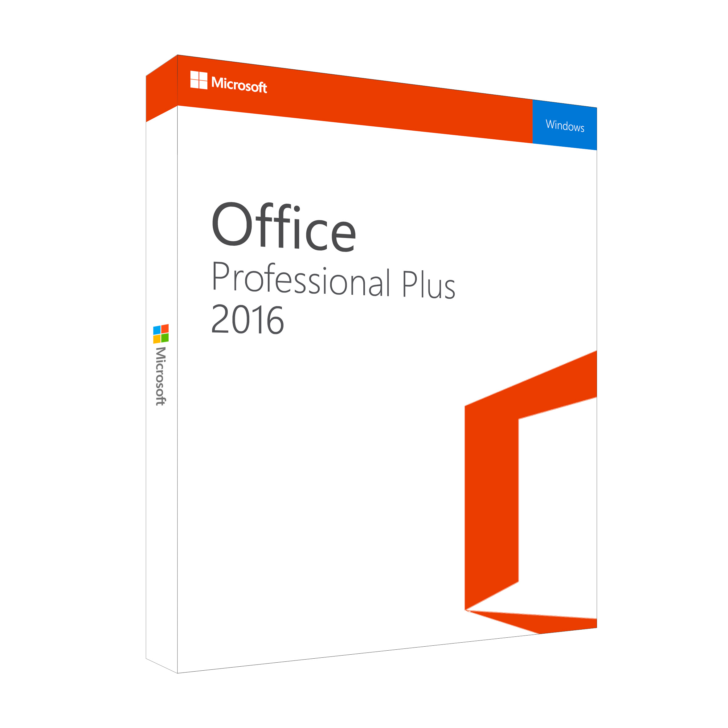 مایکروسافت افیس Pro Plus 2016