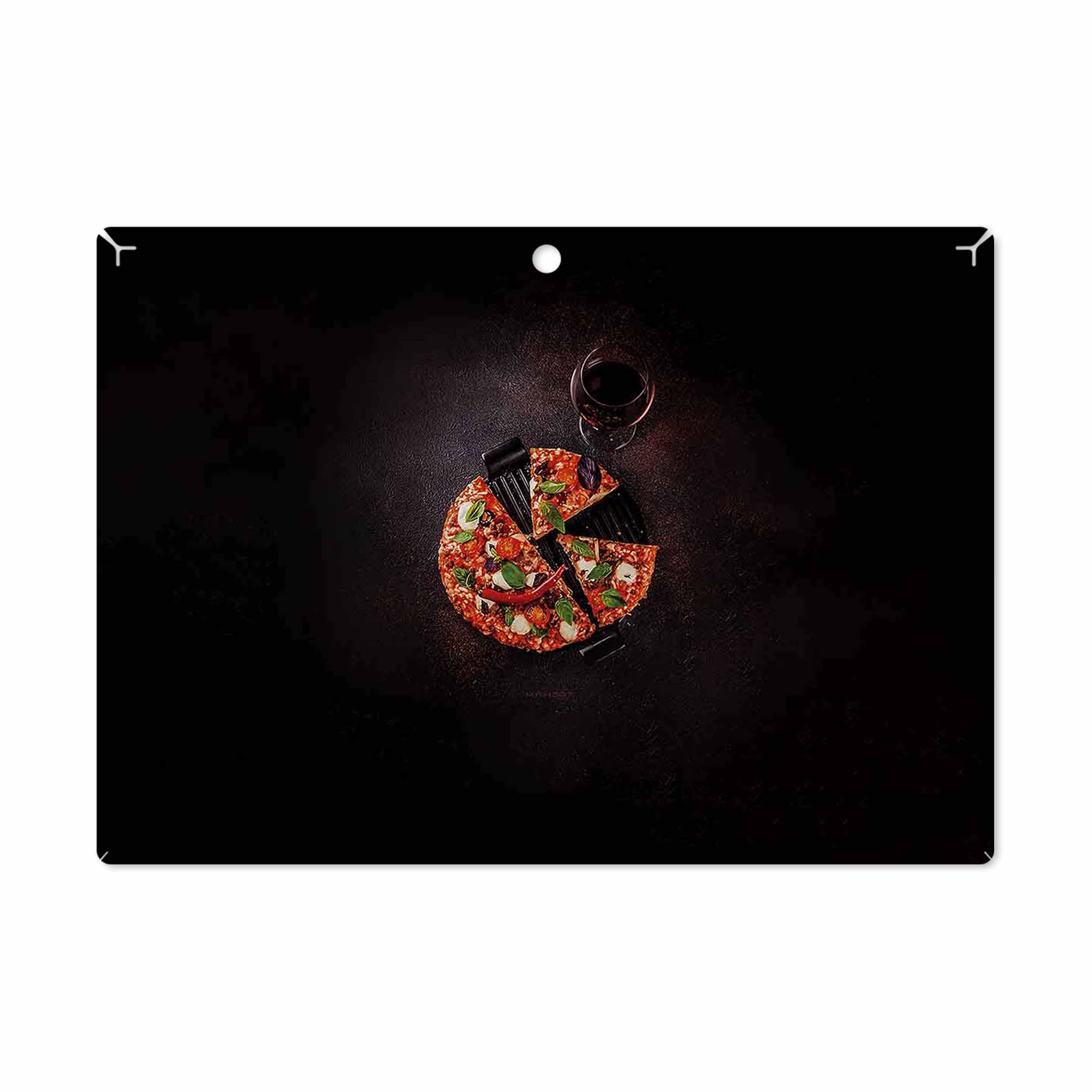 بررسی و خرید [با تخفیف]                                     برچسب پوششی ماهوت مدل Pizza مناسب برای تبلت لنوو Miix 320 2017                             اورجینال