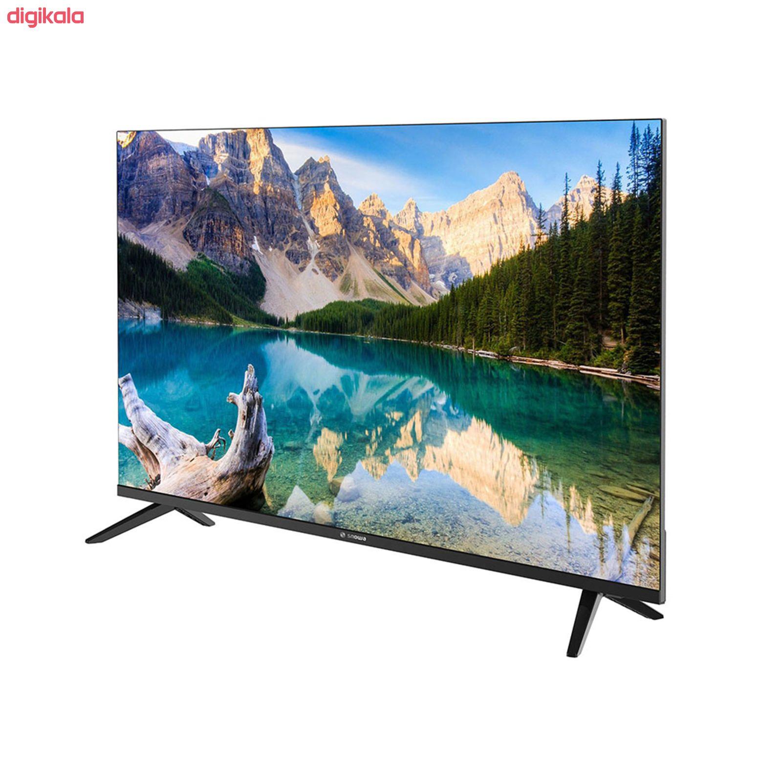 تلویزیون ال ای دی هوشمند اسنوا مدل SSD-55SA620U سایز 55 اینچ main 1 2
