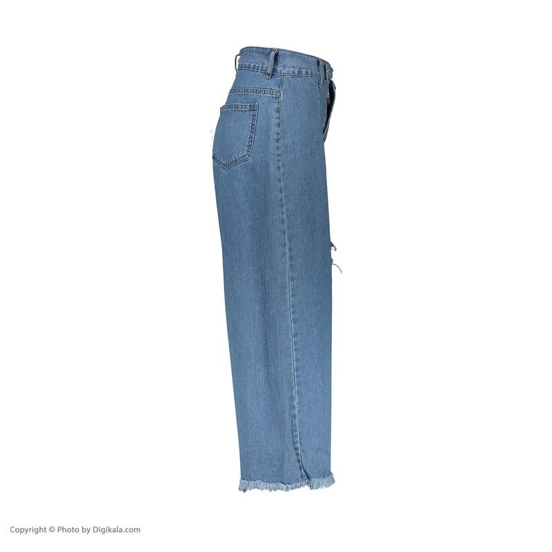 شلوار جین زنانه اکزاترس مدل I031001077080092-077