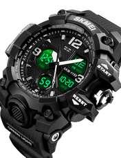 ساعت مچی عقربه ای مردانه اسکمی مدل 1155M-NP -  - 4