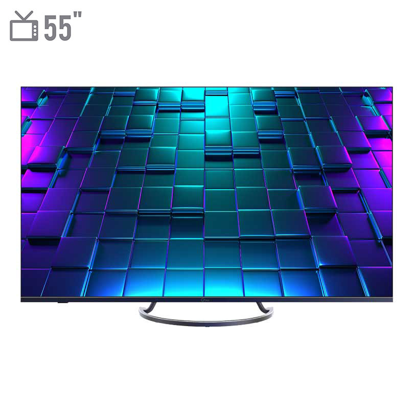 تلویزیون ال ای دی هوشمند جی پلاس مدل GTV-55LU821S سایز 55 اینچ