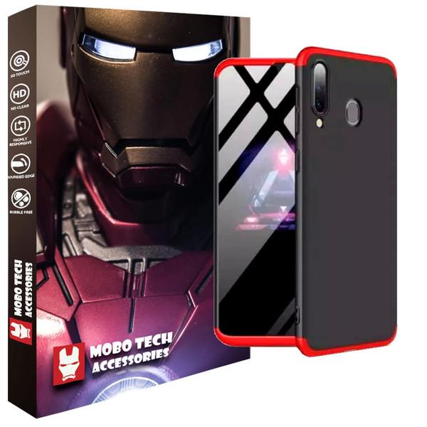 کاور 360 درجه موبو مدل تک مدل GK-SA11-2 مناسب برای گوشی موبایل سامسونگ Galaxy A11