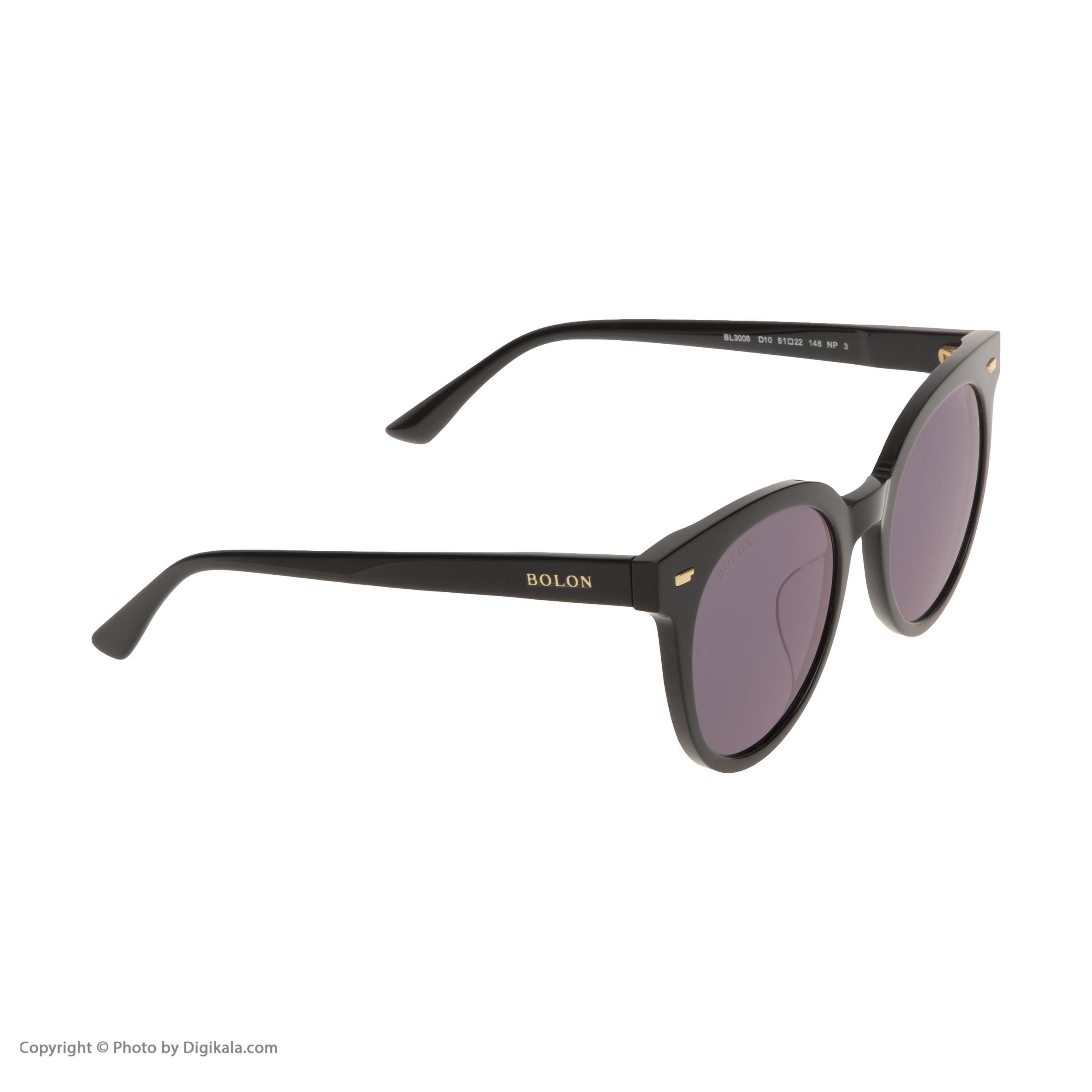 عینک آفتابی زنانه بولون مدل BL3008D10