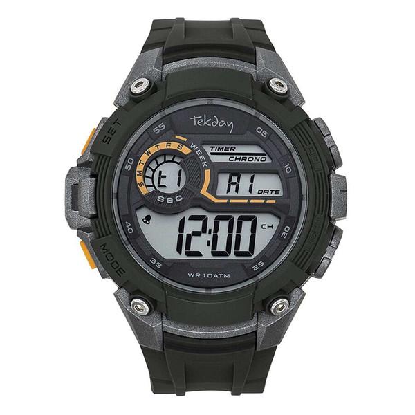 ساعت مچی دیجیتال مردانه تِک دی کد 655052