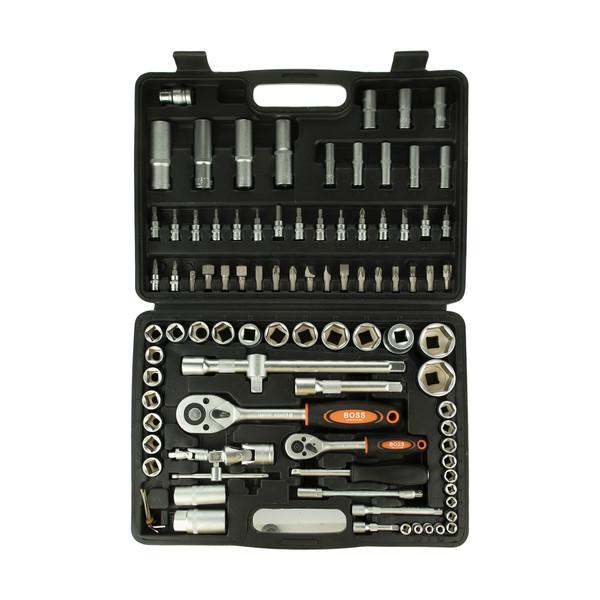 مجموعه 94 عددی ابزار باس مدل JWW044