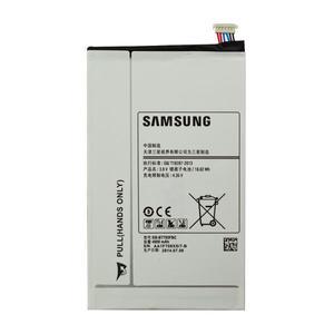 باتری تبلت مدل EB-BT705FBC34 ظرفیت 4900 میلی آمپر ساعت مناسب برای تبلت سامسونگ Galaxy Tab S 8.4