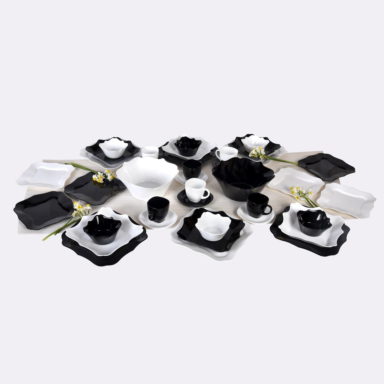 سرویس غذاخوری 38 پارچه لومینارک مدل آتنتیک