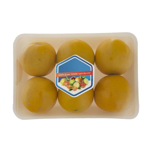 لیمو شیرین میوه پلاس - 1 کیلوگرم