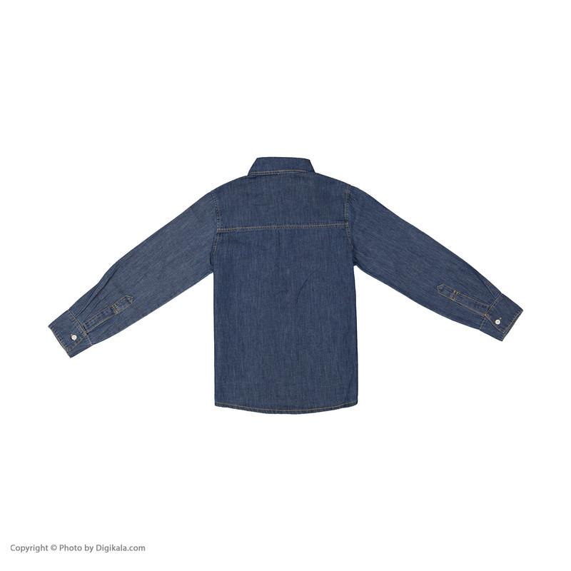 پیراهن پسرانه پیانو مدل 01172-59