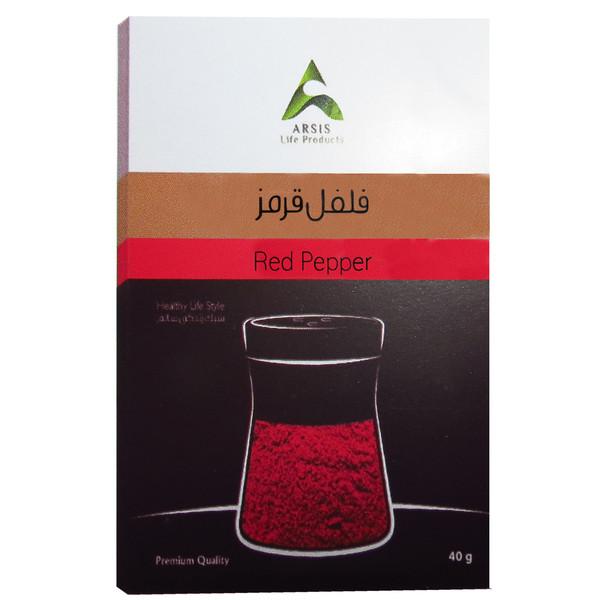 فلفل قرمز آرسیس - 40 گرم