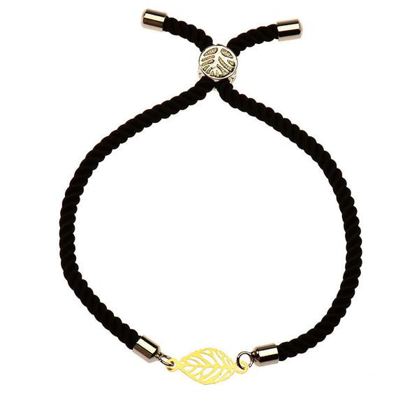 دستبند طلا 18 عیار زنانه گالری مرجان مدل 1065