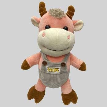 عروسک طرح گاو ارتفاع 30 سانتی متر