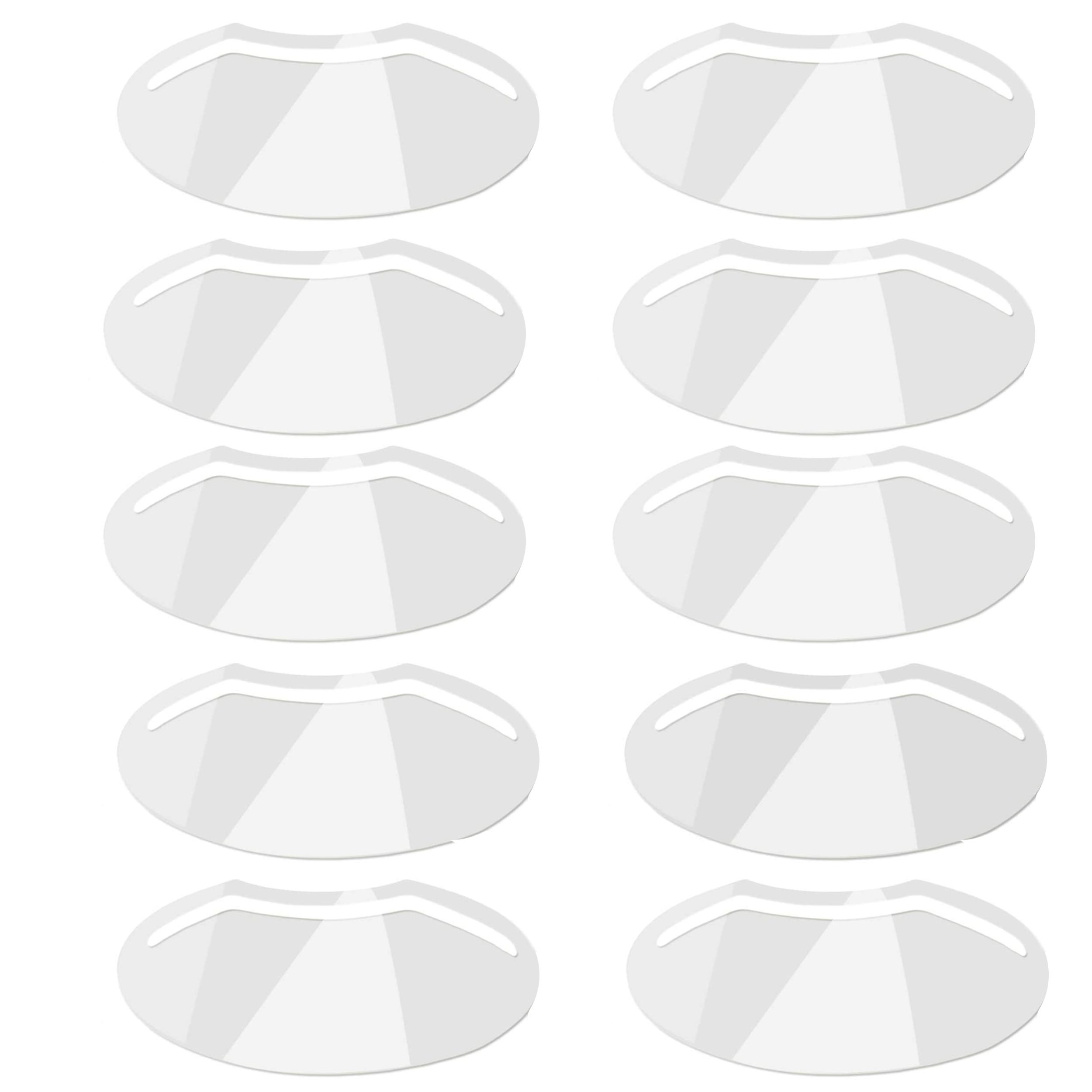 شیلد آرایش صورت مدل  GH002 بسته 10 عددی
