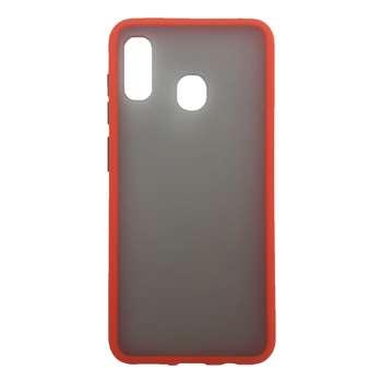 کاور مدل Sil-11 مناسب برای گوشی موبایل سامسونگ Galaxy A20/A30