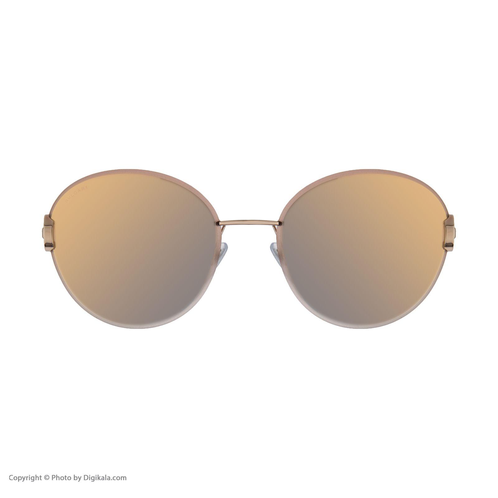 عینک آفتابی زنانه بولگاری مدل BV6091B 20146F -  - 3