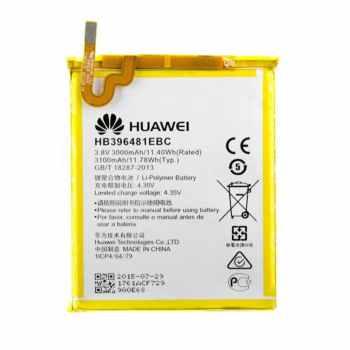 باتری موبایل مدل HB396481EBC ظرفیت 3000 میلی آمپر ساعت مناسب برای گوشی موبایل هوآوی G7 PLUS