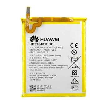 باتری موبایل مدل HB396481EBC ظرفیت 3000 میلی آمپر ساعت مناسب برای گوشی موبایل هوآوی G8