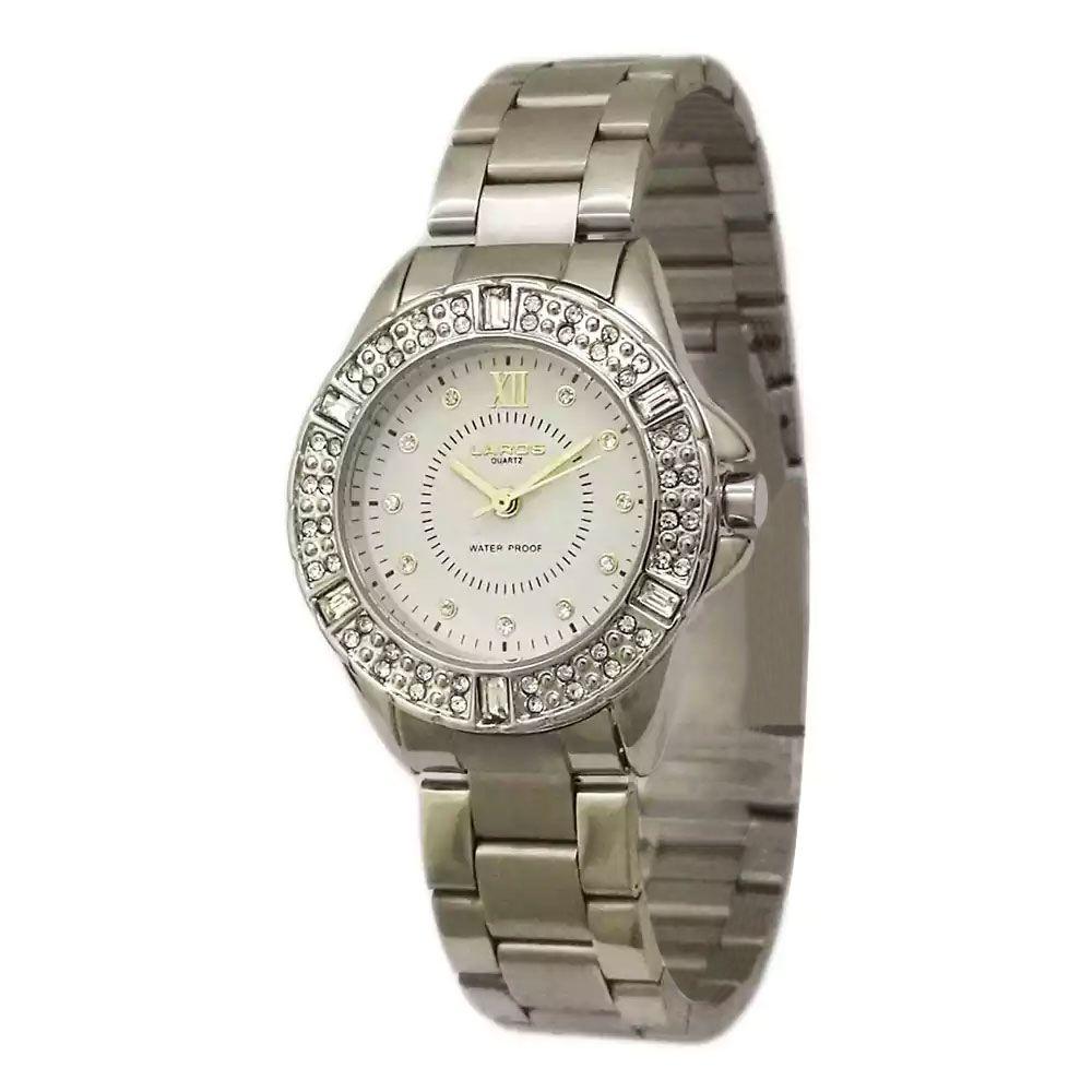 ساعت مچی عقربه ای زنانه لاروس مدل 0717-80018/1-1-1-4