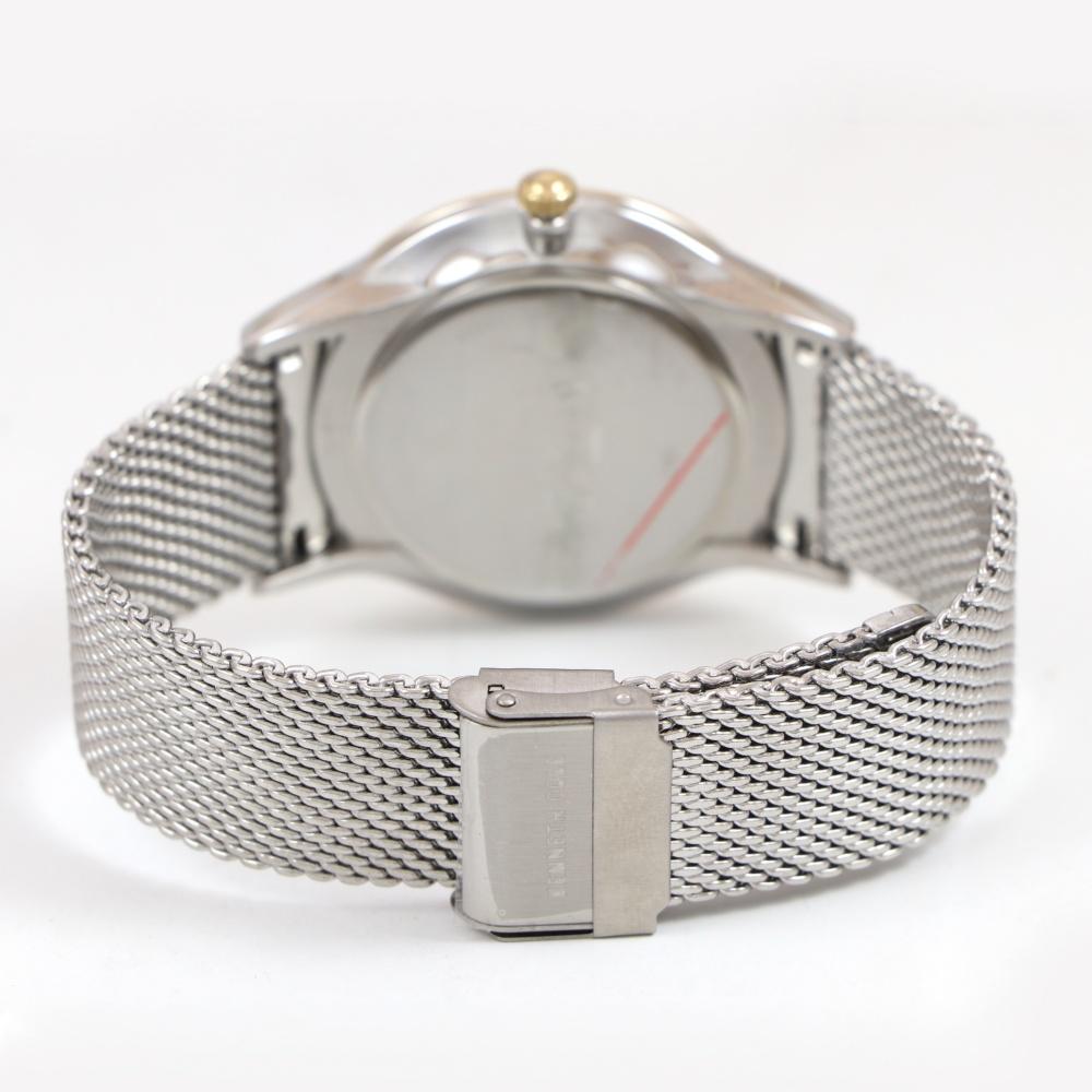 ست دستبند و ساعت مچی عقربه ای مردانه کنت کول مدل KC50985002
