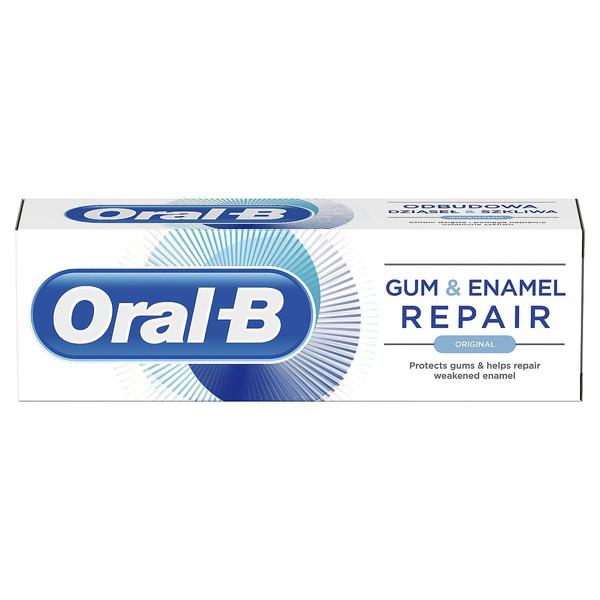 خمیر دندان اورال بی مدل Gum Original حجم 75 میلی لیتر