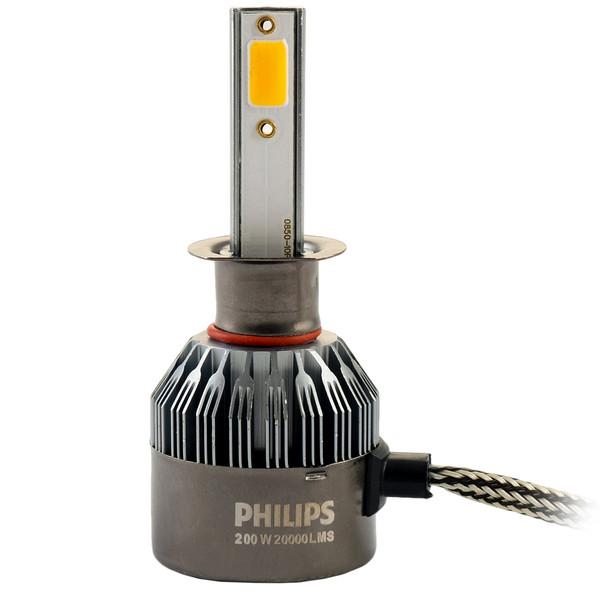لامپ هدلایت خودرو فیلیپس کد H1 بسته 2 عددی