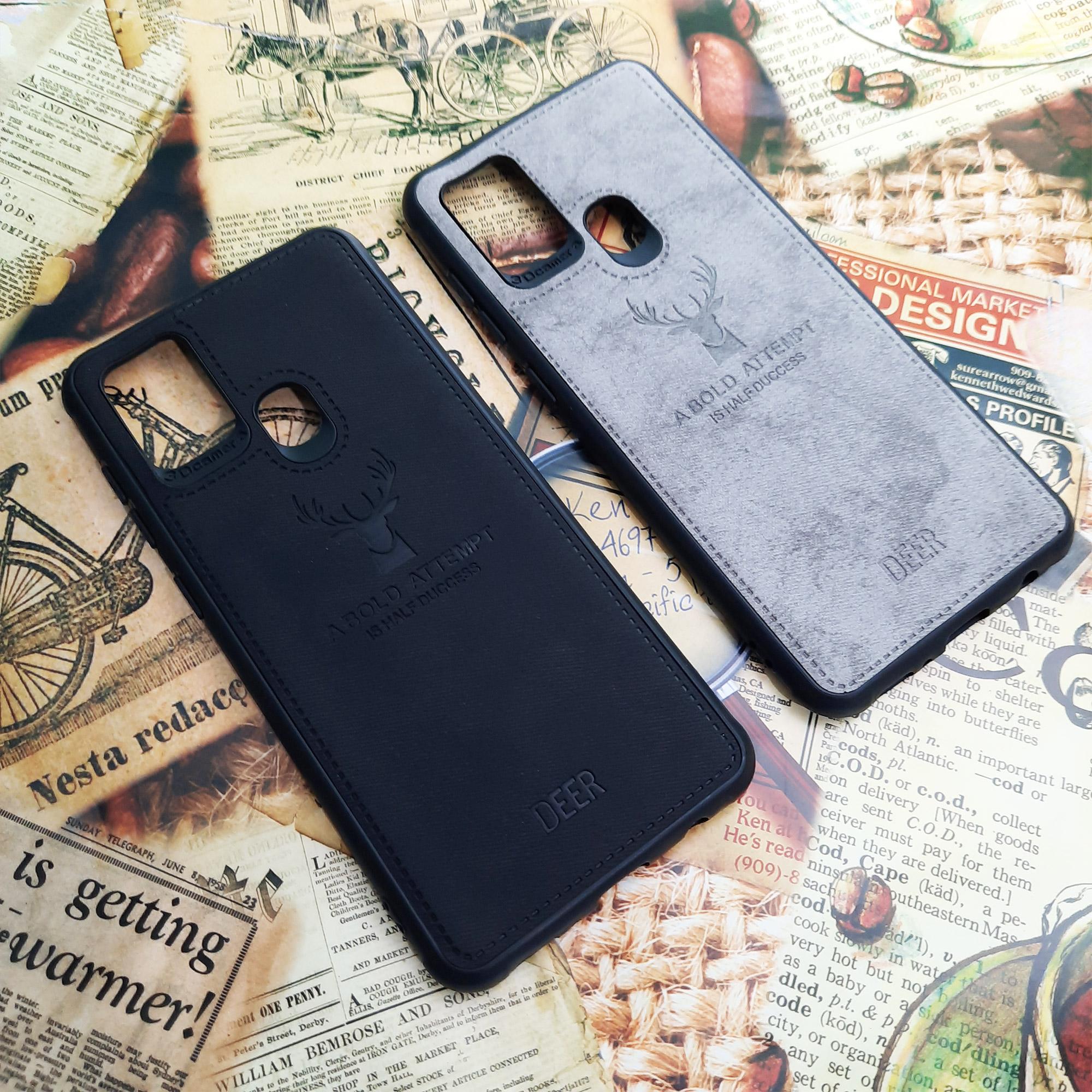 کاور مدل CO509 طرح گوزن مناسب برای گوشی موبایل سامسونگ Galaxy M31 main 1 1
