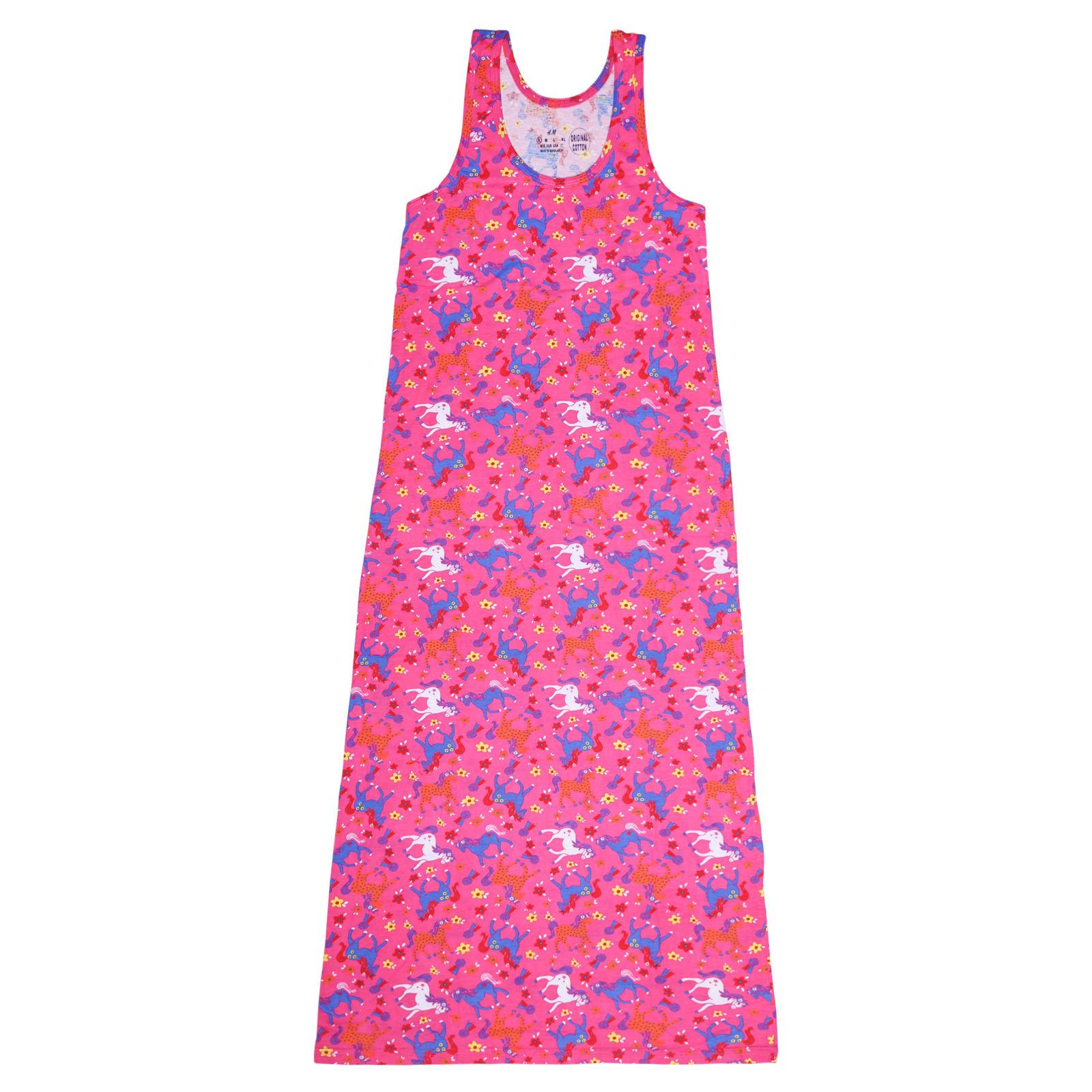 پیراهن زنانه اچ اند ام مدل LNG03RD -  - 2