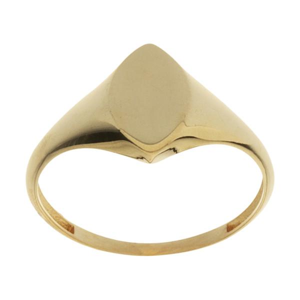 انگشتر طلا 18 عیار زنانه مایا ماهک مدل MR0598