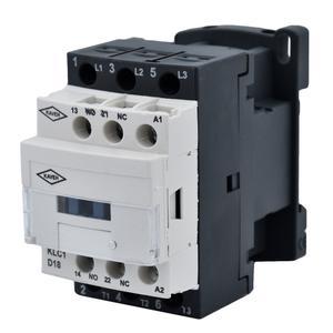 کنتاکتور سه فاز 50 آمپر الکترو کاوه مدل D50-11