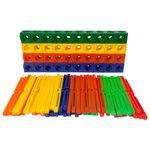 بازی آموزشی آوای باران مدل چینه بسته 2 عددی به همراه بازی چوب خط