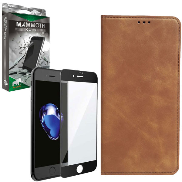کیف کلاسوری ماموت مدل KLSR مناسب برای گوشی موبایل اپل Iphone XS Max به همراه محافظ صفحه نمایش