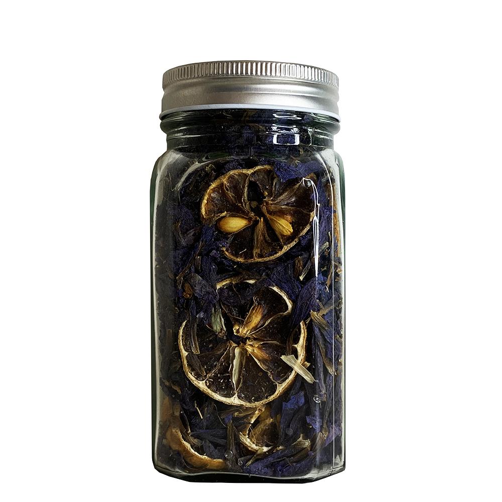 دمنوش گل گاوزبان و لیمو بانوجان - ۵۰ گرم