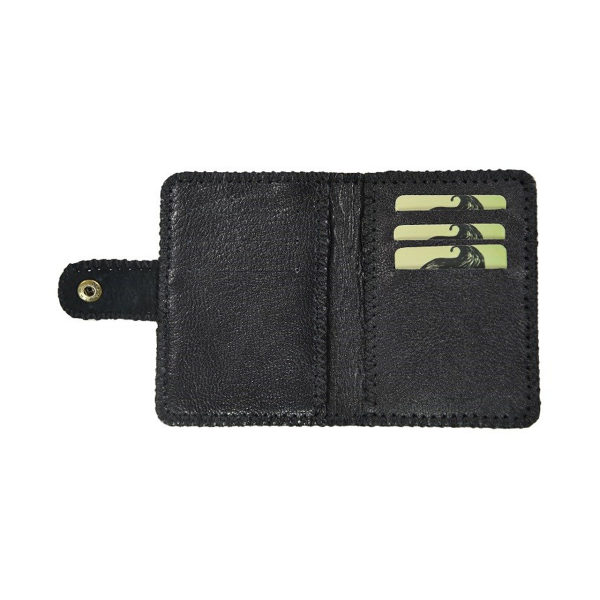 کیف پول چرم طبیعی دست دوز رویال کد ch007