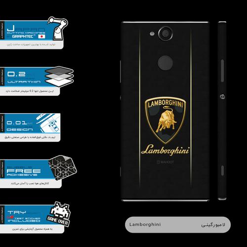 برچسب پوششی ماهوت مدل Lamborghini-FullSkin  مناسب برای گوشی موبایل سونی Xperia XA2