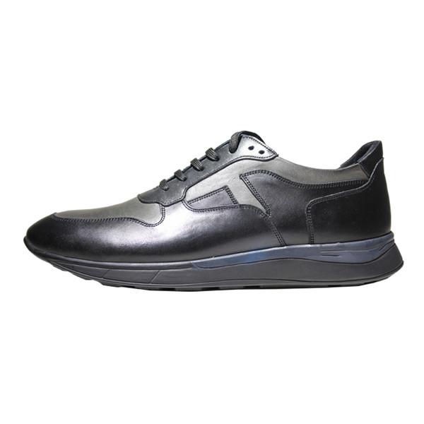 کفش روزمره مردانه چرم آرا مدل sh050 کد me